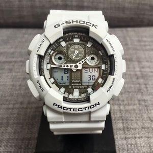 G-Shock Casio 5081  Analog Silicone Wrist Watch